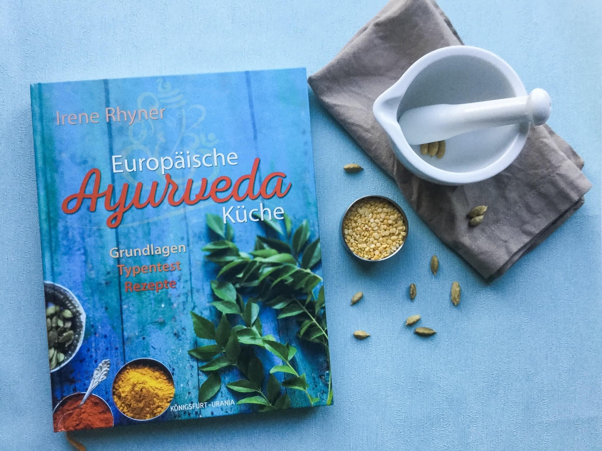 Buchrezension: Europäische Ayurveda Küche - Gemüseliebelei